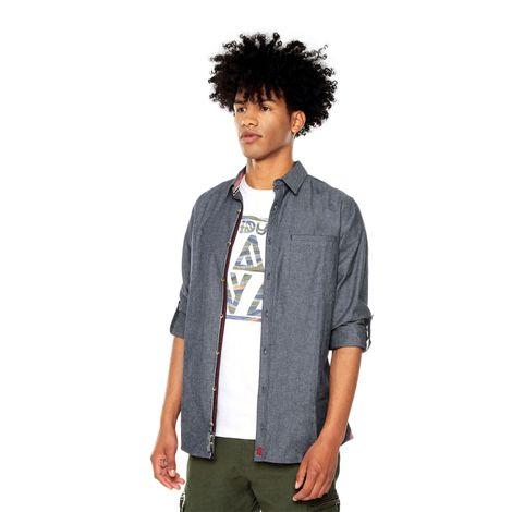 Camisa-para-Hombre-Cuello-Clasico-Regular-Fit-Codorachi