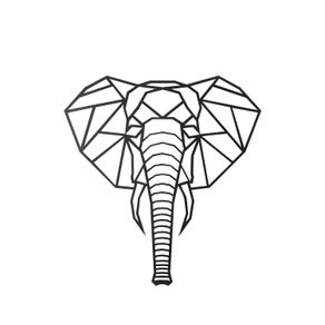 Hatch-Cuadro-Elefante-M