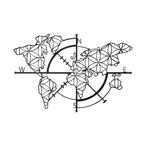 Hatch-Cuadro-Mapa
