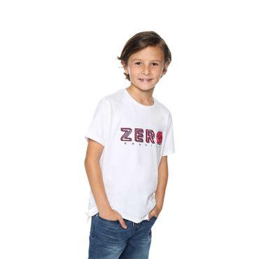 Camiseta-Estampada-con-Tecnica-Tooth-Brush-para-Niño-Monarda