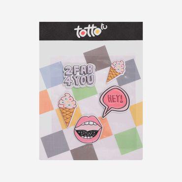 Sticker-para-Niña-2-Fab-4-You-Conos-Boca-Hey-Koichy
