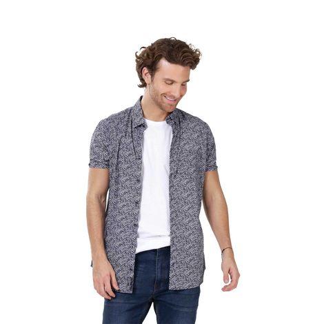 Camisa-Para-Hombre-Porter-Mc