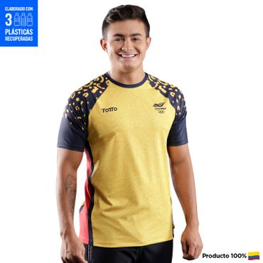 Camiseta-Oficial-Para-Hombre-Olimpicos-Tokio-2021