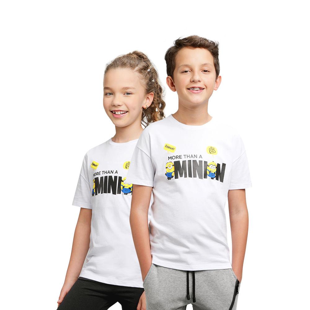 Camiseta-Para-Niños-Unisex-Kevvy-Minions
