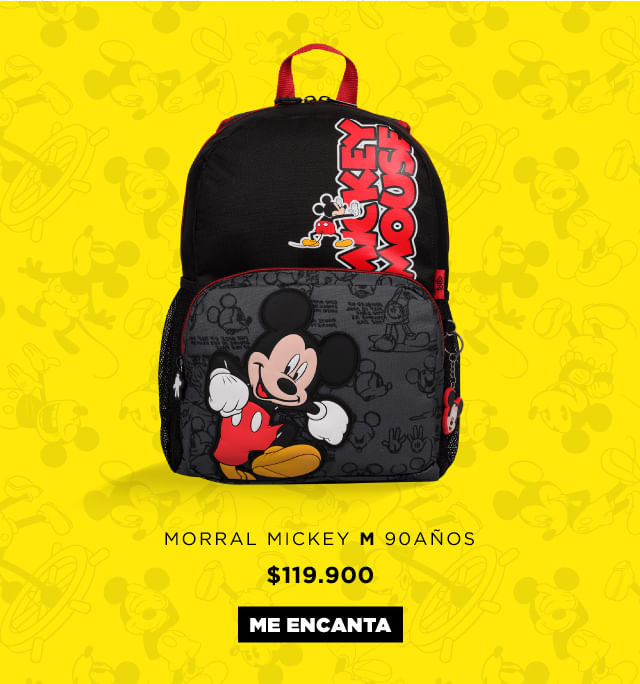 Morral Mickey mediano Totto