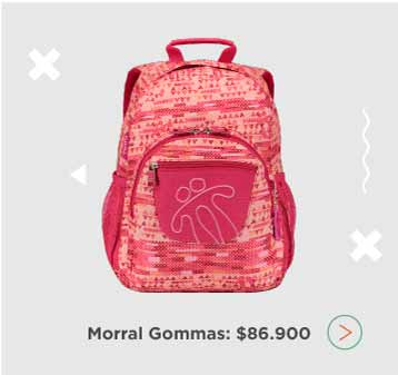 Morral Gommas Totto